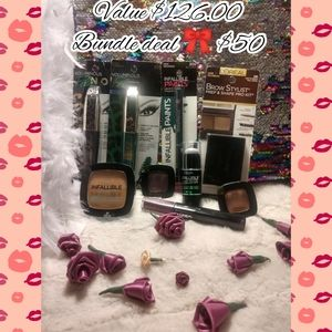 L'Oreal Paris make-up Bundle 🎀 deal